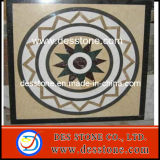 Patrón de mosaico popular del mármol del granito del diseño del pasillo (DES-MDL08)