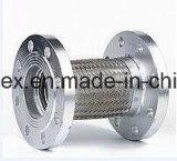 Гибкий рукав металла высокотемпературной нержавеющей стали Corrugated Braided
