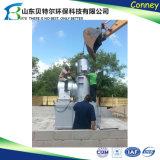 Het Verkopen van China de Hete Compacte Vervaardiging van de Verbrandingsoven van de Samenstelling van het Huisvuil