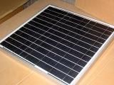 Mono-Crystalline 156× 156 mm des cellules solaires 130W~Panneaux de module solaire 155W