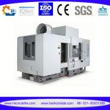 H100線形案内面機械回転式表4のAixs CNCのフライス盤
