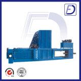 Hydraulique horizontale automatique de papier presse à balles en plastique