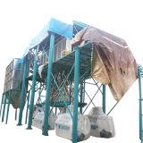 Fräsmaschine des laufenden Mais-100t/24h in Nairobi Kenia