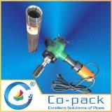 Macchina elaborante cilindrica interna del tubo portatile smontabile