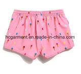 여자를 위한 분홍색 빨리 색깔 성 건조한 바닷가 착용, 널 간결 또는 숙녀