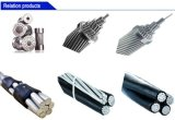 Todas Aluminio conductor trenzado AAC Conductor desnudo