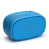 최고 가격 소형 휴대용 방수 Bluetooth 스피커 10W 실리콘 입방체 MP3 음악 플레이어