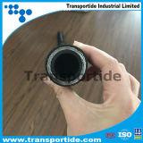 Hochdruck-Spirale Stahldrahts 4sh 4 des LÄRM en-856 hydraulischer Gummischlauch
