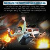 iPhoneのための芸術Vr Virtual Reality Headset Google Version 3D Glasses DIY Bluetooth Video Movie Game Glasses 6 iPhone6 Plus Samsung LGソニーHTC Xiaomi Zte