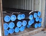 Petróleo y gaseoducto, tubería del API 5L L245, API 5L Psl2 GR de LSAW. Línea tubo de B