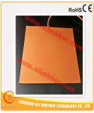 110V de Geëtstee Verwarmer van het Silicone van de 1000W 400*600*1.5mm Rechthoek Rubber