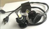 최고 루멘 맨 위 빛 18 달 보장 80W 8000lm 9V-36V H1 H3 H7 9005 차 LED 헤드라이트를 위한 9006 LED