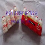 Omron Servomotorautomatische Yakult Flascheshrink-Verpackungsmaschine