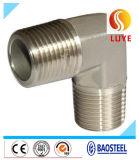Acessórios para tubos de aço inoxidável Cotovelo de 180 graus