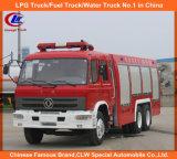 camion di lotta antincendio di 170HP 190HP 210HP Dongfeng 6*4