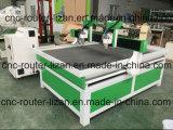 Ferramenta de máquinas para trabalhar madeira CNC de 2 eixos fabricada na China