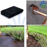 100% de PP Nonwoven Fabric para Agricultura Tapete de controle de plantas daninhas
