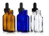 Frasco de vidro do conta-gotas para Oil/Jl-Dr201 essencial
