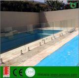Building Materia Lglass Hardrail avec verre tempéré standard australien