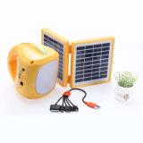 LED de energia solar original de fábrica luz de leitura lado Camping Lanterna Luz Secretária da Mesa