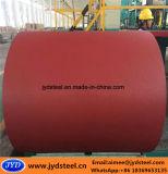 A cor do resíduo metálico/enrugamento revestiu a bobina de aço de PPGI com a pintura de Nipónico