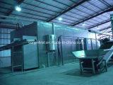 A linha de produção francesa das fritadas/francês congelado frita a maquinaria/máquina francesa das fritadas