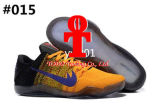 Hommes de haute qualité Kobe 11 Em Mamba Day Basketball Chaussures Kobe Xi Low Elite Athletic Sports Sneakers Bottes Black Gold Dropshipping