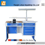Banc de travail de laboratoire de lt D05 Dental/banc Worksation dentaire/technicien dentaire