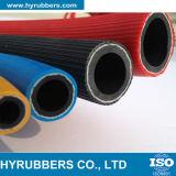 Tubo flessibile/ossigeno/acetilene di gomma industriale/tubo flessibile gemellare della saldatura