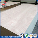 4X8 / Okoume Bintangor madera de álamo de la chapa de madera contrachapada comercial