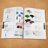 カタログの小冊子のパンフレットのリーフレットのフライヤの印刷