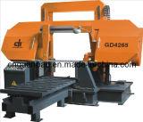 Pórtico doble colunm Sierra de cinta de la máquina de corte de metal Gd4265