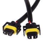 Assemblea di cablaggio automatica del collegare dell'indicatore luminoso dell'automobile di migliore qualità su ordinazione con il singolo interruttore di /Double