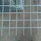 Electro soldada Panel de malla de alambre galvanizado en construcción