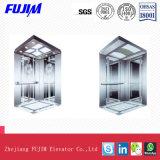 Machine de bonne qualité Ascenseur passager sans chambre avec contrôleur intégré