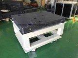 Support de platine de surface de granit de précision