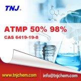 Ácido fosfónico amino ATMP el 50% el 98% de Trimethylene de China
