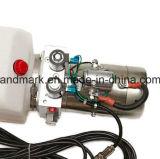 DC12V Pompe à courant hydraulique à double effet sans contrôleur sans fil