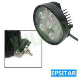 indicatore luminoso fuori strada del lavoro di 4.5inch 18W Epistar IP67 LED