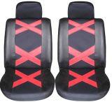 自在継手の適当な4PCSフルセットのPU&Leatherの柔らかいカー・シートカバー