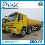 5000~25000 litres Tri essieu essieu / 3 réservoir de gaz GPL Camion / camion-citerne de stockage de gaz