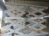 Hidráulicos conduzidos Scissor o elevador de bens modelo (SJG)