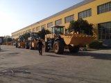 De hete Motor van Shangchai van de Verkoop & Versnellingsbak Zf de Lader van het Wiel van 5 Ton