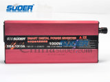 Inversor solar Suoer 1000W Inversor de energia digital 12V a 220V Modificado Power Solar Inverter (SQA-1000A)