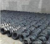 Arame de aço recozido preto para bala de algodão