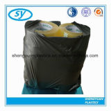 El hospital fuerte lleva el bolso de basura degradable