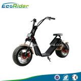 самокат Citycoco 60V 1200W большой электрический Harley с легким отделяемым блоком батарей