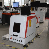 Minifaser-Laser-Metallmarkierungs-Maschine mit Schutzkappe
