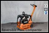 Hydraulische Pers gyp-160 van de Plaat van de Controle Concrete Trillings Omkeerbare