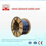 1 tipo trenzado base cable de tensión del cobre